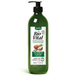 Moisturizing Conditioner DeBa Bio Vital Coconut Oil & Aloe Vera