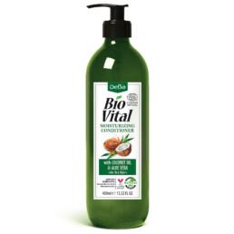 Moisturizing Conditioner DeBa Bio Vital Coconut Oil & Aloe Vera