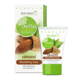 Face Cream with Almond