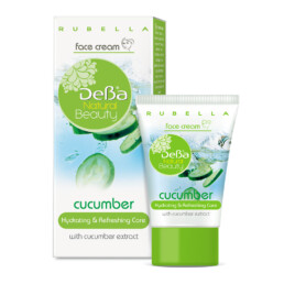 Face Cream with Cucumber