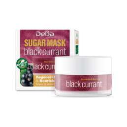 Sugar Mask with Blackcurrant