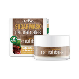 Sugar Mask with Natural Dates
