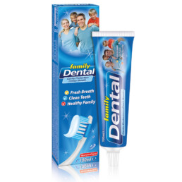 Cavity Protection + Fresh Breath Toothpaste