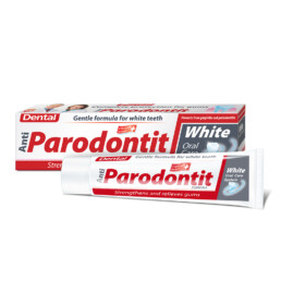 Anti-Parodontit White Toothpaste