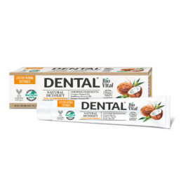 Natural Detoxify Toothpaste