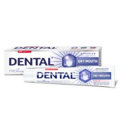 Dry Mouth Toothpaste