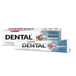 Ortho & Brackets Mouthwash