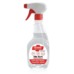 Spray Sanitiser with Glycerin