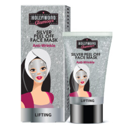 Silver Peel Off Facial Mask