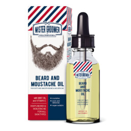Beard & Moustache Oil