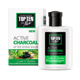 Active Charcoal Aftershave Balm
