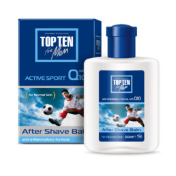 After Shave Balm Active Sport Q10
