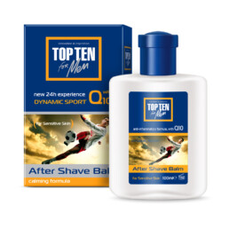After Shave Balm Dynamic Sport Q10