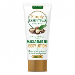 Body Lotion with Macadamia Oil and Vitamin E