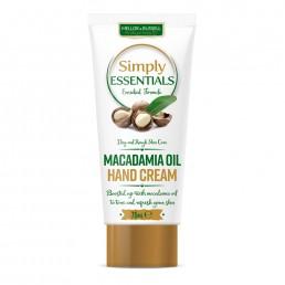 Hand Cream with Мacadamia Оil and Q10